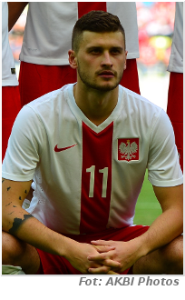 Picture of Mateusz Klich